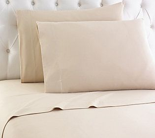 Shavel Micro Flannel(R) Solid Color California King Sheet Set