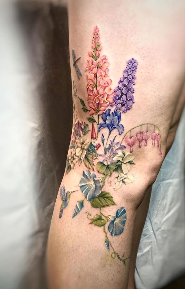 Gno Watercolor Flower Tattoo Tattoos Watercolor Tattoo Flower