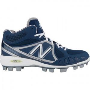 Mens New Balance MB2000M Baseball Cleats Blue - ONLY $79.99