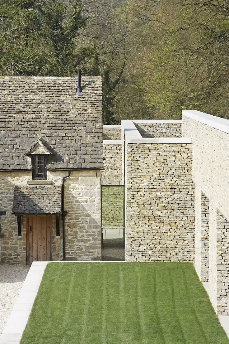 Stunning House extension in Cotswolds by Found Associates | Photo by Hufton + Crow