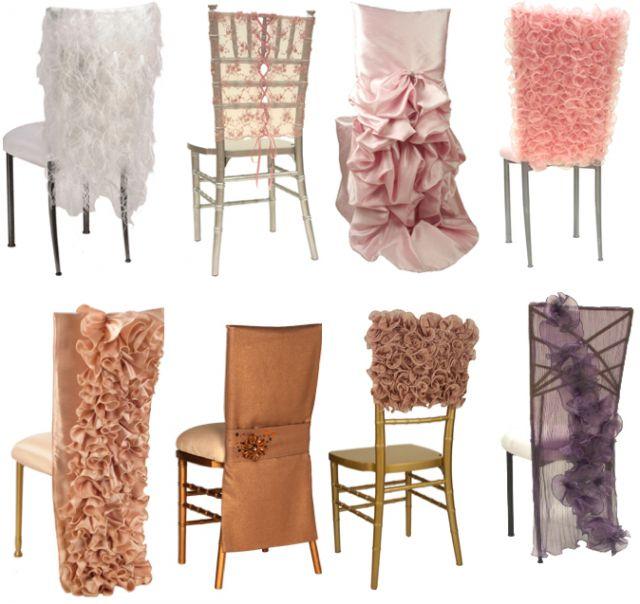 Украсить своими руками стул