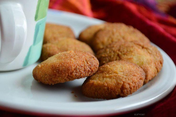 Paleo ciasteczka limonkowe