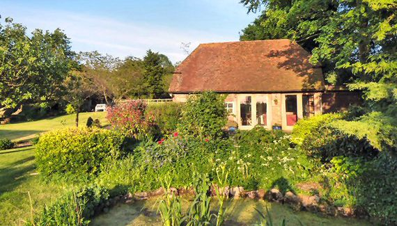 The Bothy at Cobs Cottage | Self-catering in Hampshire | Alastair Sawday's Special Places to Stay