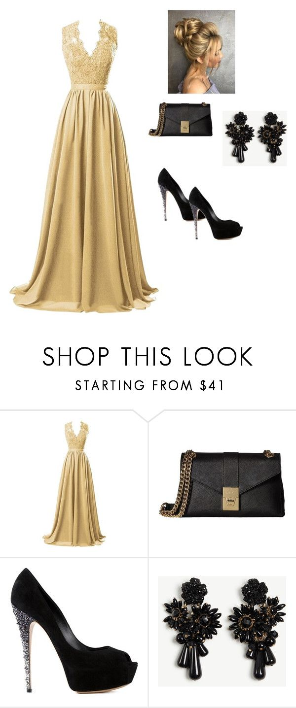 """Untitled #41"" by selma-polyvor ❤ liked on Polyvore featuring Calvin Klein, Casadei and Ann Taylor"