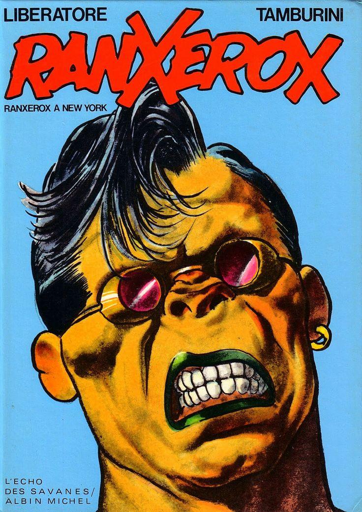 Ranxerox - Liberatore