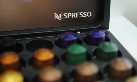 The rise of the coffee pod machines