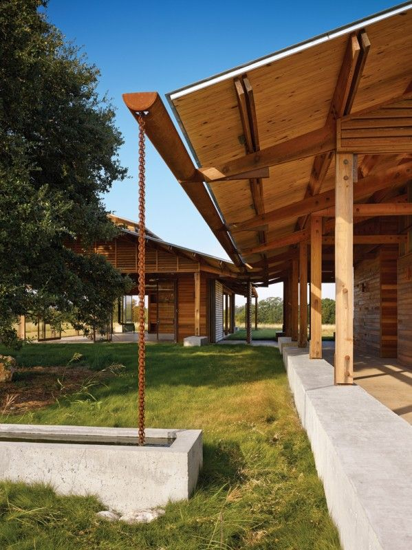 A Living Building in North Texas, Texas Society of Architects/AIA