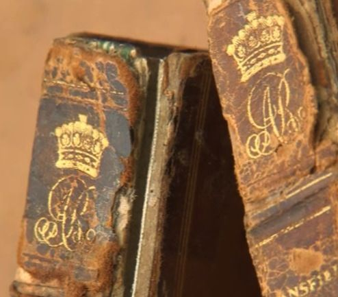 Jane Austen First Editions once owned by an English Earl found in a suitcase in an attic