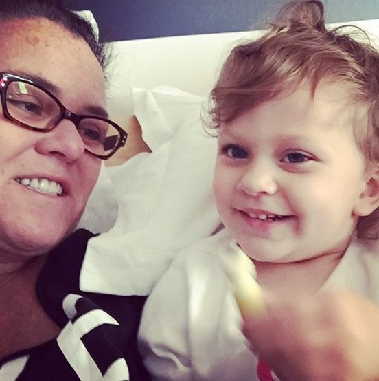 Rosie O'Donnell Shares Her Feelings About Motherhood - #celebrities #news #fight #love #cause #gay #lgbt #health #rosie #o'donnell #motherhood #mom #children #believe