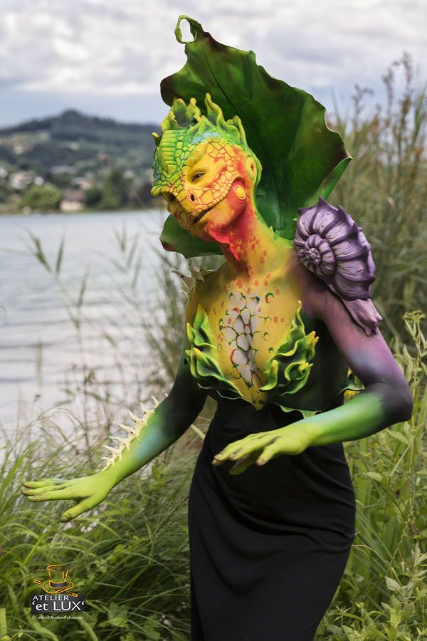 WBF 2013 | Special Effects (SFX) Make-Up Award, Photography: Atelier et Lux…