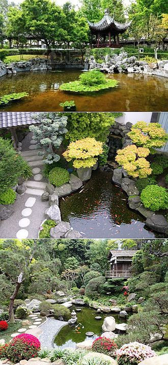 Консультация: Чем китайский сад отличается от японского? | Блог «Хочу на дачу»