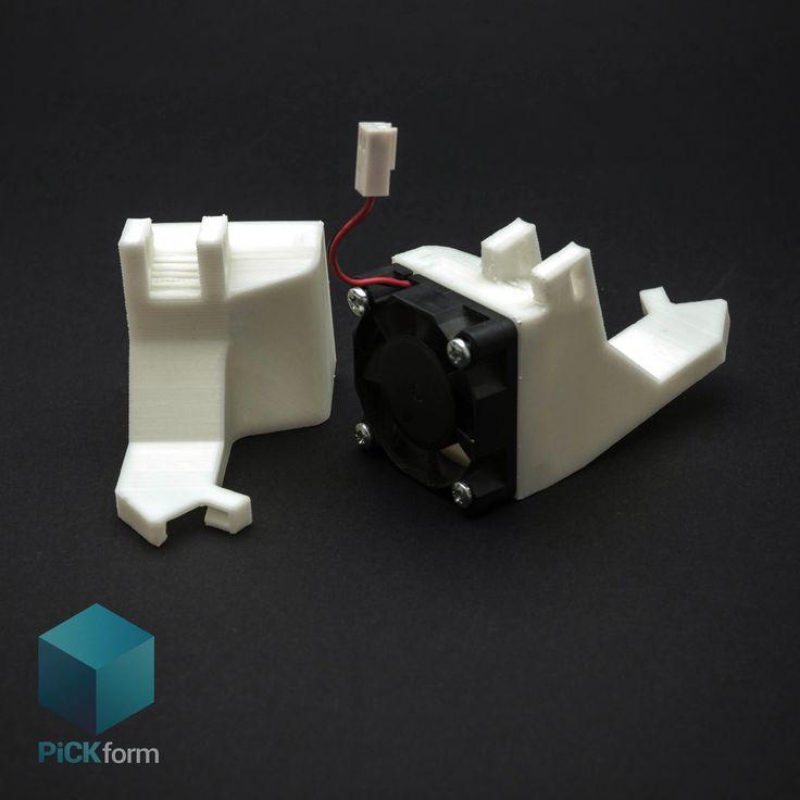 3D printed mechanical part. #3Dprint #RepRap #ABS