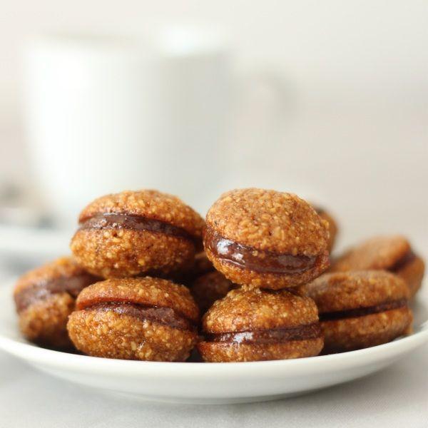 Grain free Italian Hazelnut cookies: Free Cookies, Paleo Italian Cookies, Grains Fre Italian, Gluten Fre Italian, Texanerin Baking, Grains Free, Glutenfree, Italian Hazelnut, Hazelnut Cookies