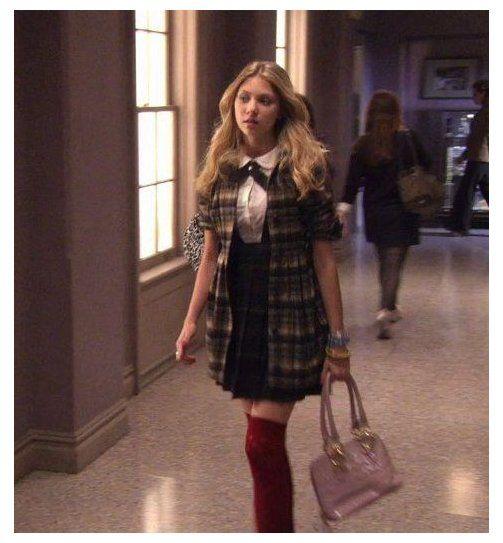 Gossip girl fashion breakdown