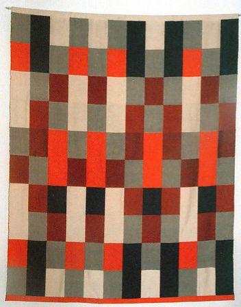 Gunta Stolzl http://kathykavan.posthaven.com/the-bauhaus-textiles-of-gunta-stolzl-anni-alb