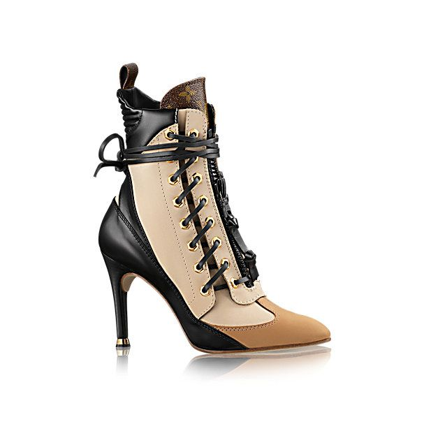 Half Boot Laureate - - Sapatos | LOUIS VUITTON