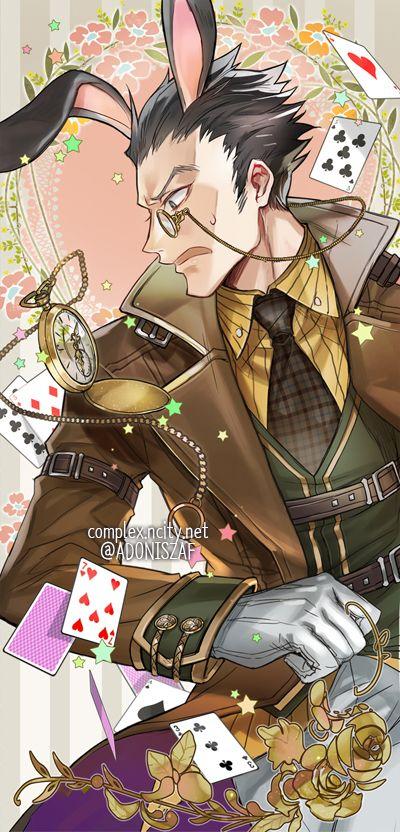 Leorio - Hunter x Hunter in Wonderland
