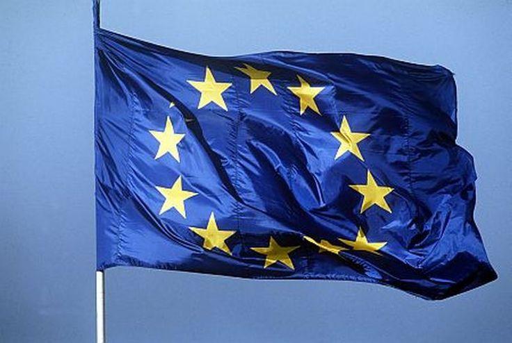 Europa Flagge | Europa Reiseführer