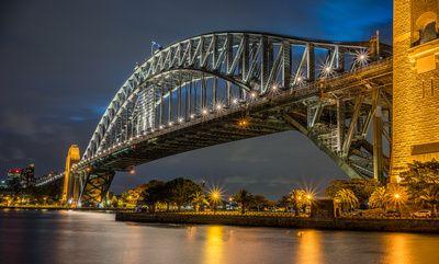 Sydney Harbour Bridge | Sydney | Australia
