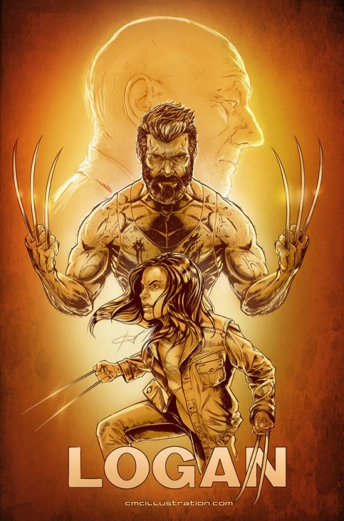 """youngjusticer: """"Logan is arguably the best X-Men movie in a long line of films, half of which technically do not count anymore. It is also the most distant because of its tone. The premise is not a clash between titans or a battle for the fate of the..."""