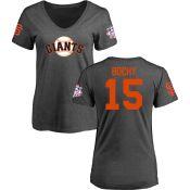 Women's San Francisco Giants Design Your Own V-Neck T-Shirt | MLBShop.com