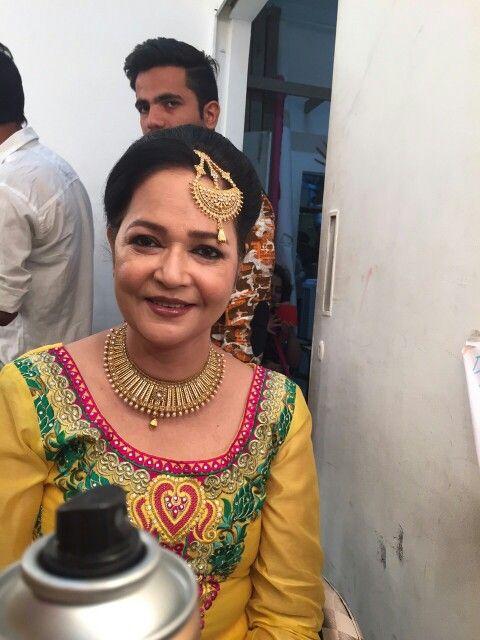 #Indian #trend #o #weddings #makeup #and #hair @jitin rathore