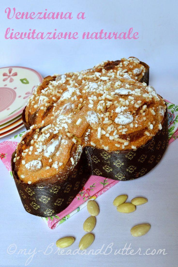 Bread and Butter.....: Veneziana con il Li.Co.Li !!!