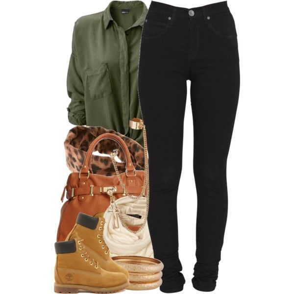 A fashion look from March 2013 featuring Dr. Denim jeans, Timberland shoes and Steve Madden handbags. Browse and shop related looks..