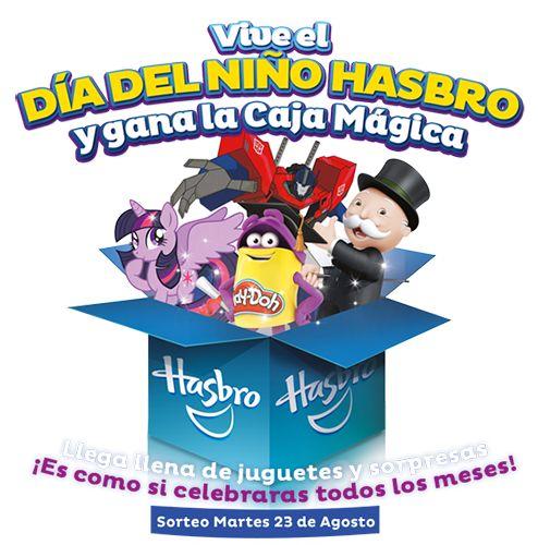 La Caja Magica - Hasbro