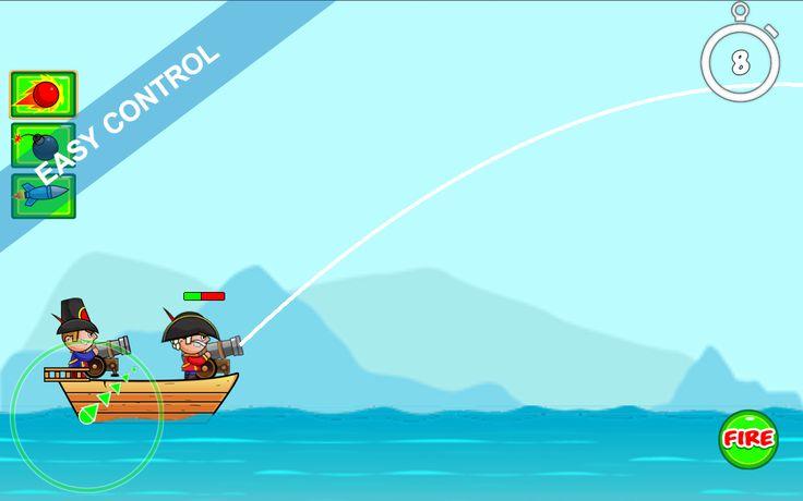 Conquering the Pirate Island - screenshot