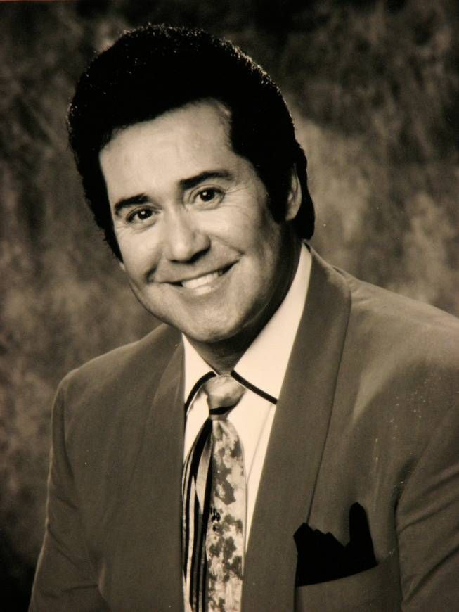 "Wayne Newton promotional photo ""Mr Las Vegas"""