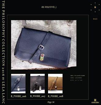 Photo: THE PHILOSOPHY COLLECTION 2016 BY LELA LANC BE POSITIVE :) #LELA #LANC #LELALANC #COLLECTION #new #news #fashion #bag #bags #shoes #handbag #clutch #jewellery #jewelry #hat #hats  #woman #women #leather #ОБУВЬ #КОЖАНАЯ #СУМКИ #СУМКА #КОЖАНАЯ #КОЖАНЫЕ #ПОРТФЕЛЬ #ПОРТФЕЛИ #ЖЕНЩИНЫ #ЖЕНЩИН #ЖЕНСКАЯ #ЖЕНСКИЕ #ЖЕНСКИЙ  #dress #code #formal #domlemaire #love #model #natural #original #best #comfort #comfortable #sport #show #fair #wear  #portfolio #briefcase #travel #portfolios…