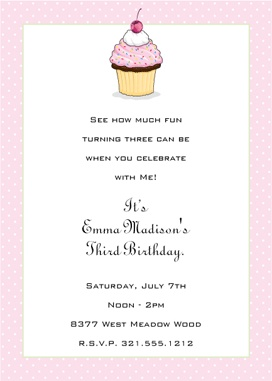 50 best cupcake invitations images on pinterest cupcake blue cupcake invitation from paper so pretty stopboris Image collections