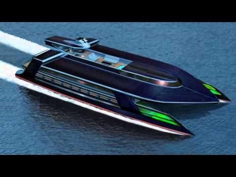 El lujo siempre vende: los megayates del astillero Nobiskrug   Hecho en Alemania - YouTube