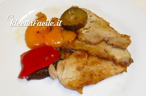 Arrosto di vitello con #verdure grigliate, ecco una ricetta da leccarsi i baffi!!!