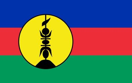 Second Flag of New Caledonia. Adopted in 2010.
