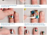 """Have you ever had your nails done by a salon and thought, """"I can do that""""?  If you enjoy experimenting with fingernail designs, here are fun examples to try this year!"""