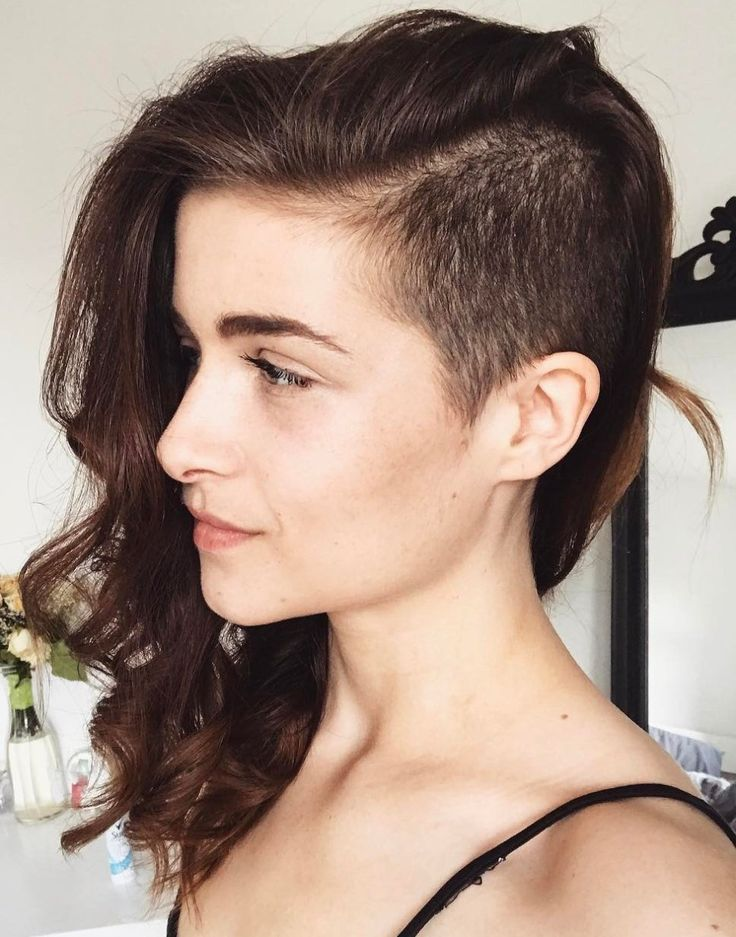 20 Buzz Cut Girls That Really Rock Short Hair