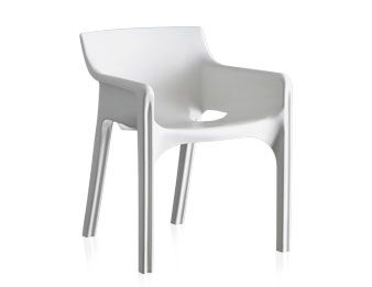 Heller re-issue of the classic Gaudi chair from Artemide (Vico Magistretti)