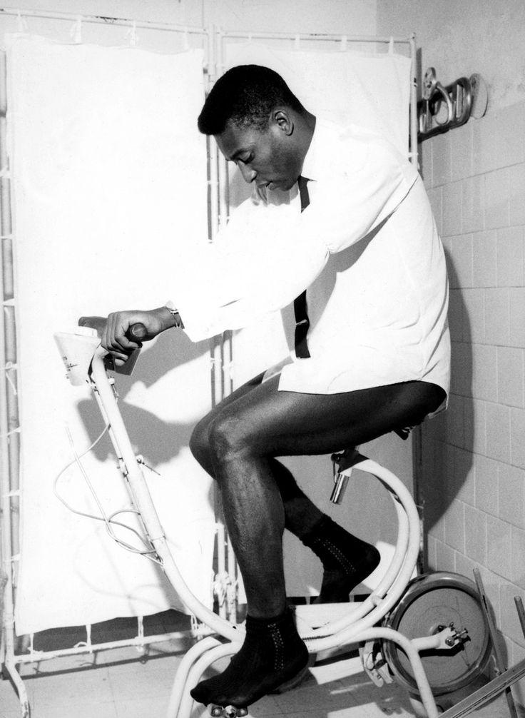 Pelé 1963