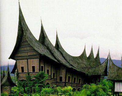 Indonesian : 'rumah adat' #PINdonesia