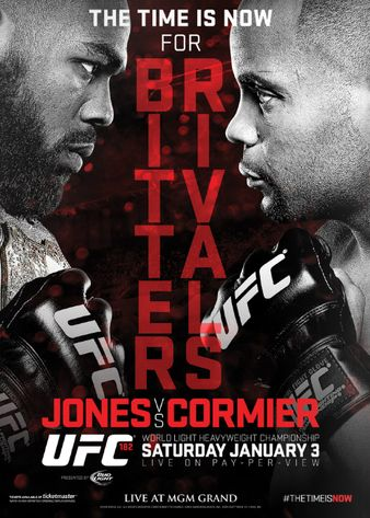 UFC 182: Jones vs. Cormier Fightcard... So freaking excited I can't even stand it!!!!!!!