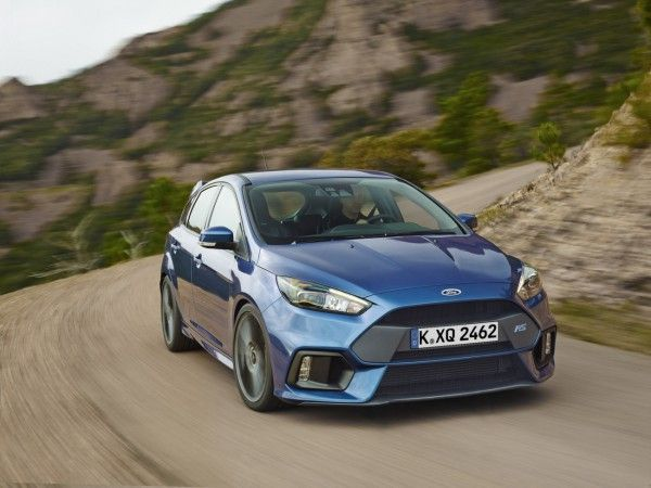 Focus Rs Ford Makes The Numbers Speak Ford Focus Ford Focus Rs New Ford Focus