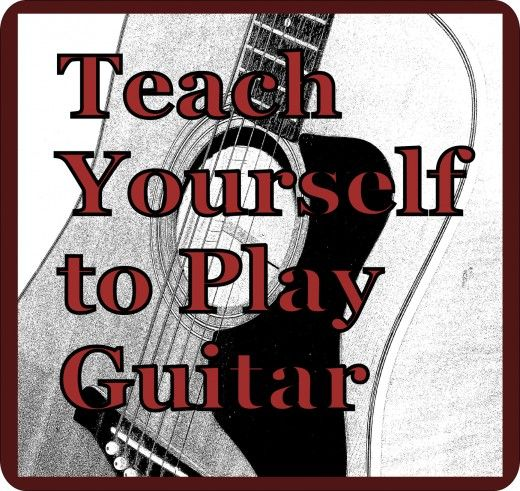 learn how to play the acoustic guitar by yourself
