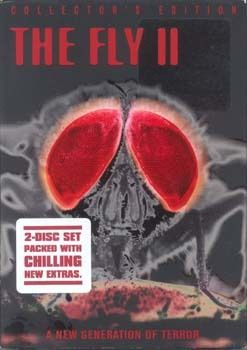 THE FLY II - COLLECTORS EDITION - (2) DVD SET - SEALED