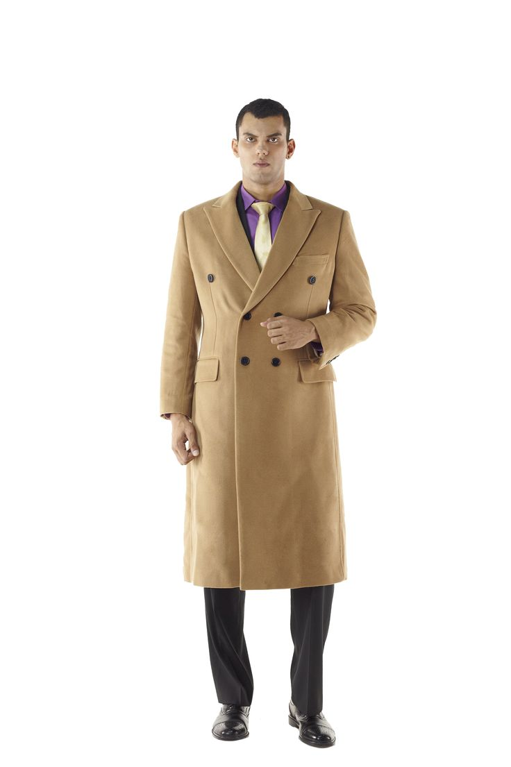 Paletot Coat Double Breasted With A 6 215 2 Button