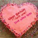 Best Online Birthday Cake Generator Name Picture