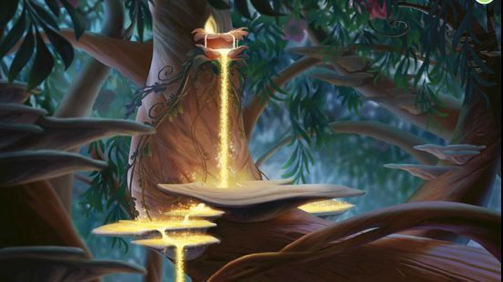 Pixie Hollow Rp Book Pixie Dust Tree Pixie Hollow