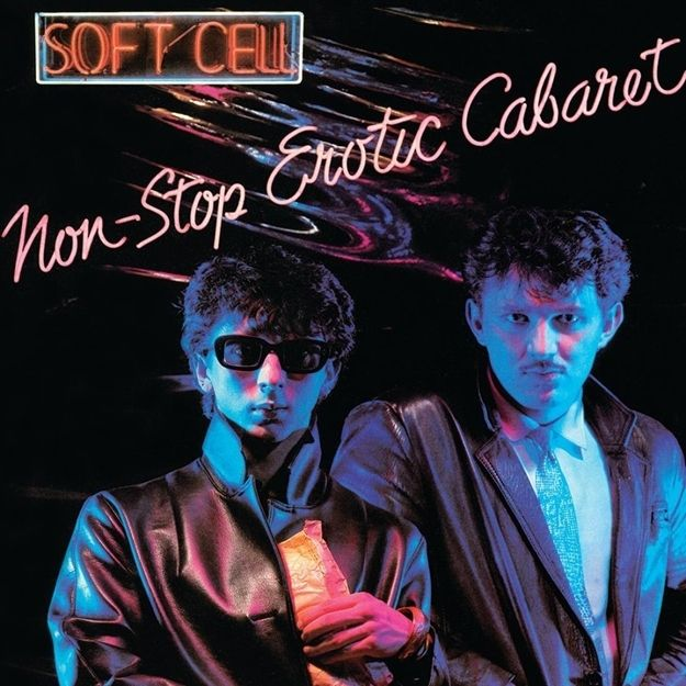 "Soft Cell ""Tainted Love"" 