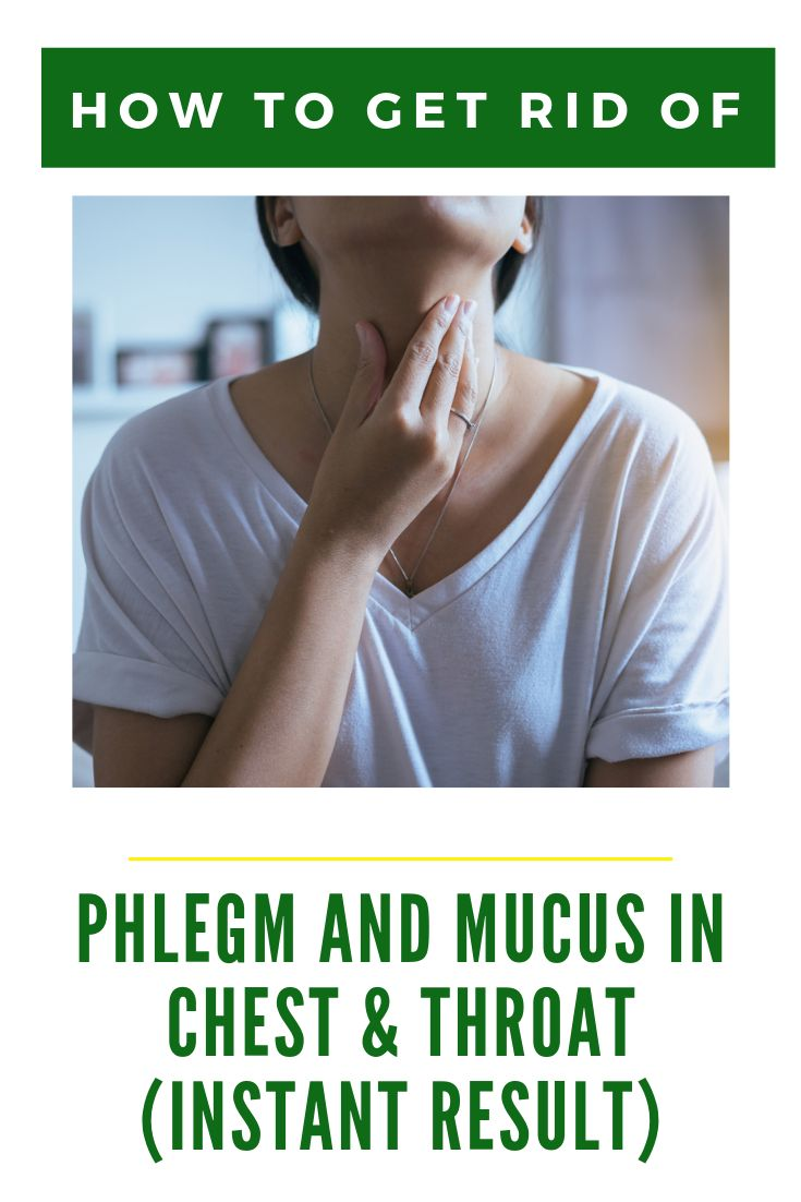 For sale getting rid of phlegm mucus mucus in throat